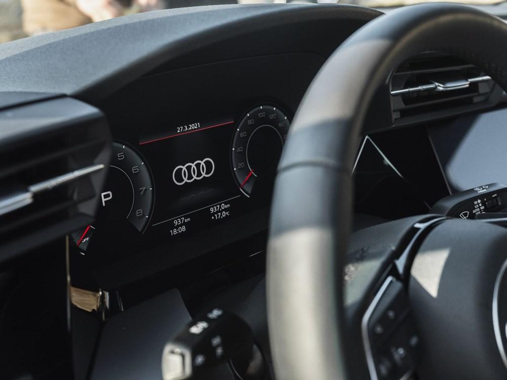 Gözü Yükseklerde: Yeni Audi A3 (Otofark test sürüşü) - 14