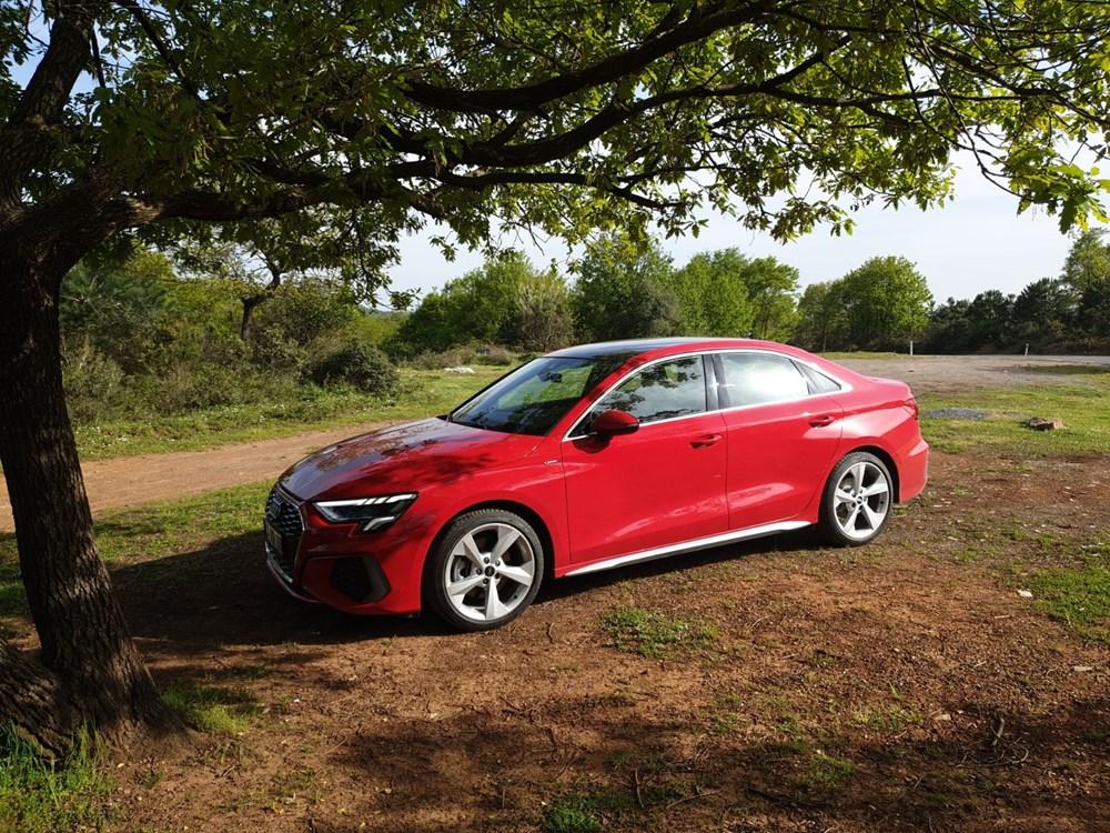 Gözü Yükseklerde: Yeni Audi A3 (Otofark test sürüşü) - 12