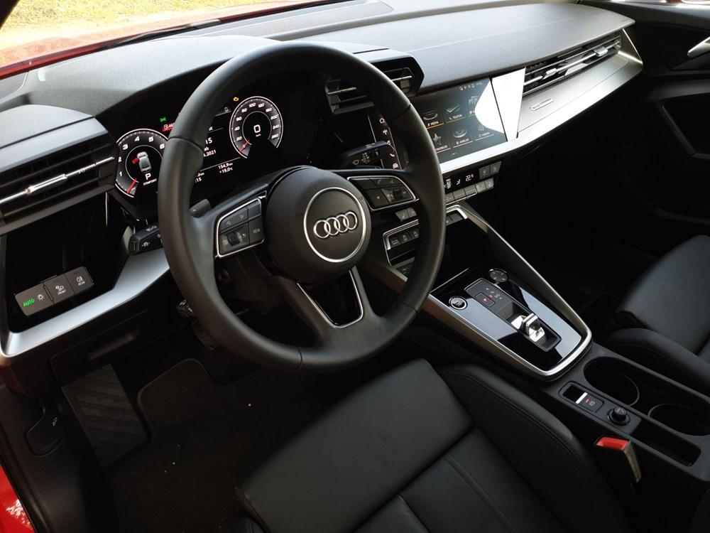 Gözü Yükseklerde: Yeni Audi A3 (Otofark test sürüşü) - 9
