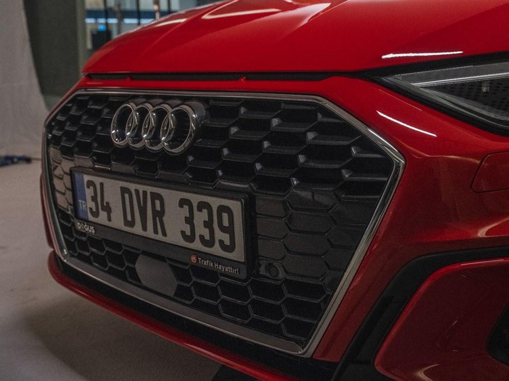 Gözü Yükseklerde: Yeni Audi A3 (Otofark test sürüşü) - 16