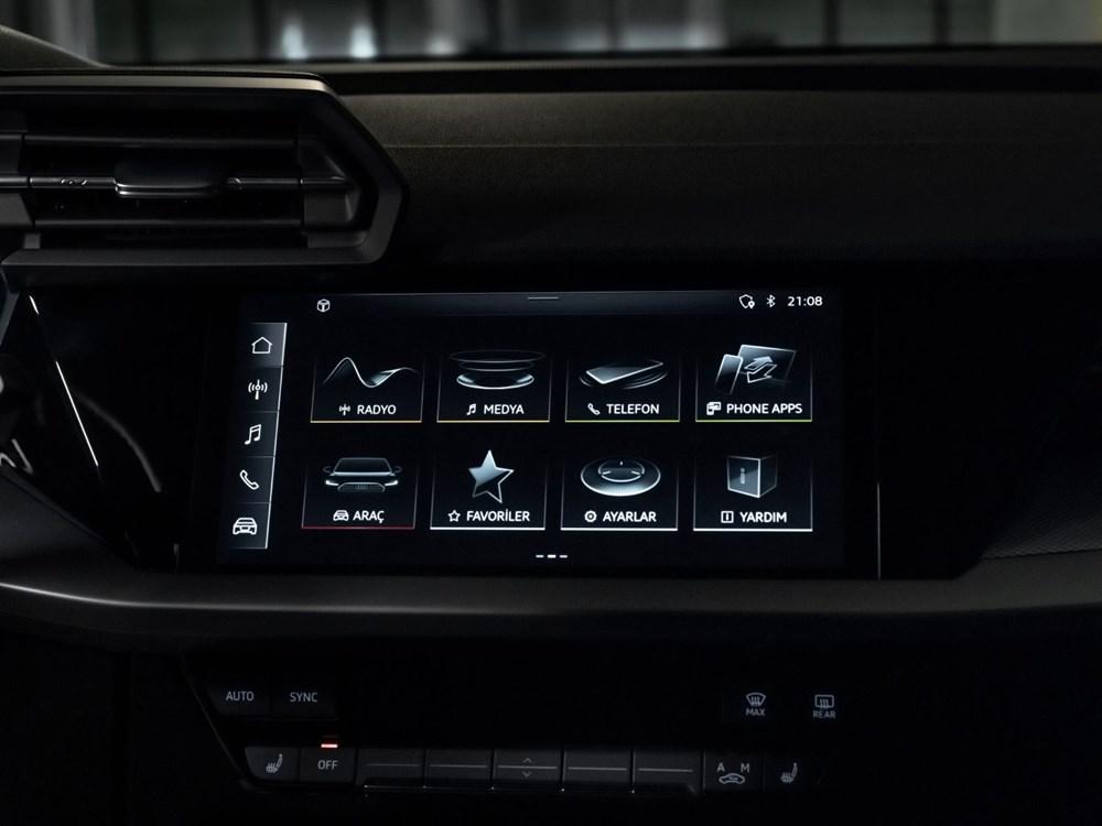 Gözü Yükseklerde: Yeni Audi A3 (Otofark test sürüşü) - 10