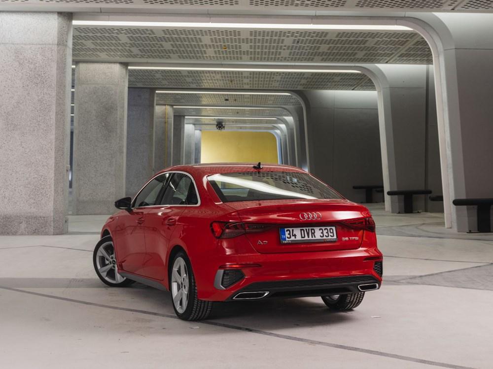 Gözü Yükseklerde: Yeni Audi A3 (Otofark test sürüşü) - 8