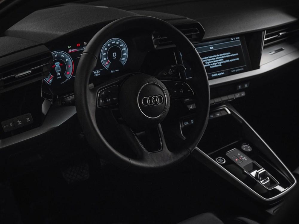 Gözü Yükseklerde: Yeni Audi A3 (Otofark test sürüşü) - 11