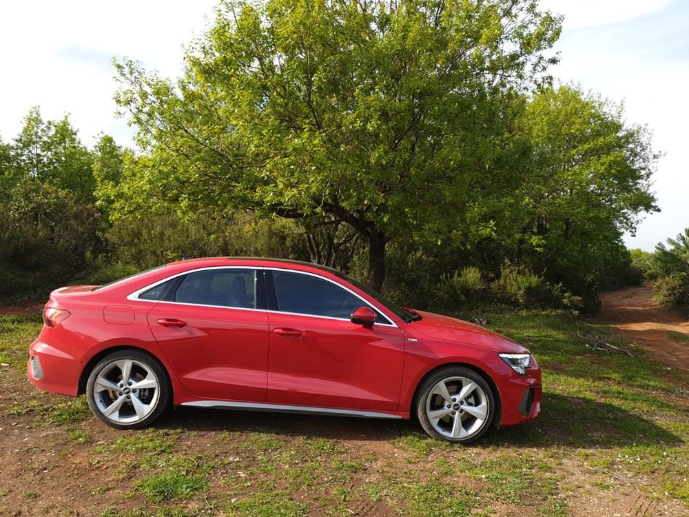 Gözü Yükseklerde: Yeni Audi A3 (Otofark test sürüşü) - 27