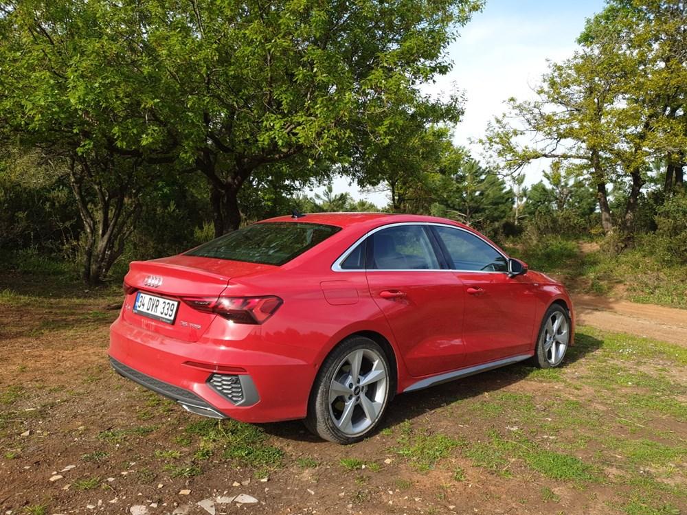 Gözü Yükseklerde: Yeni Audi A3 (Otofark test sürüşü) - 28