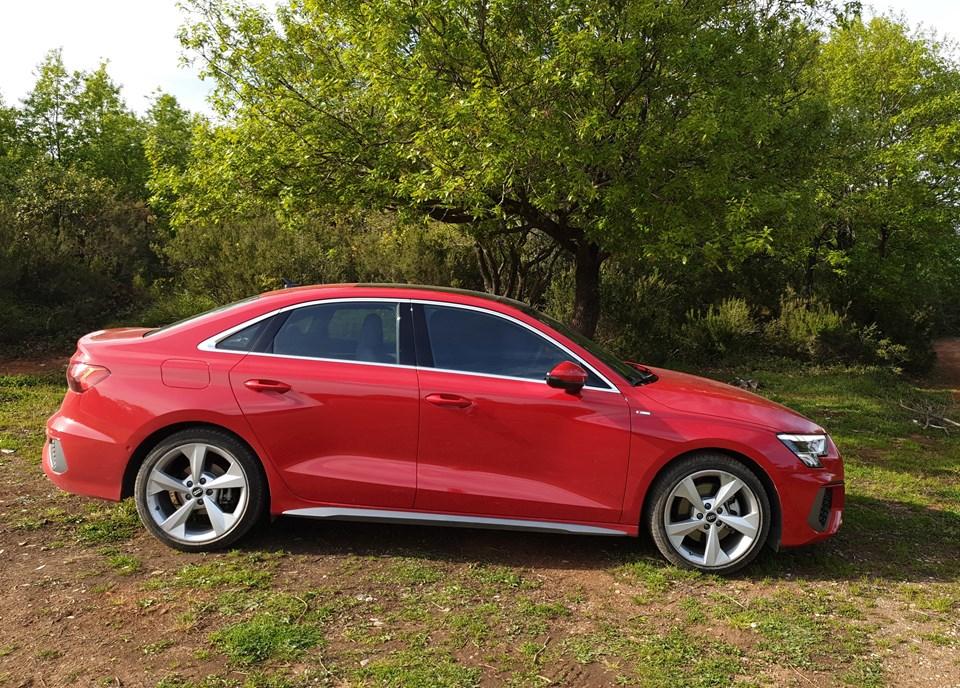1621539328 405 OTOFARK test surusu Yeni Audi A3