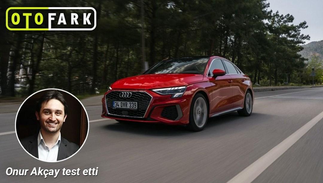 OTOFARK test sürüşü: Yeni Audi A3