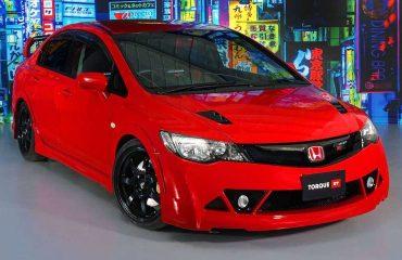FD2 Honda Civic Type R Mugen RR