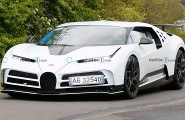 Bugatti Centodieci Ön Cephe