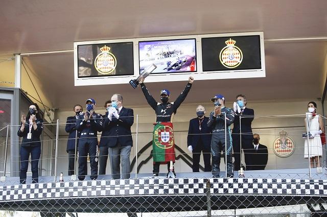Ds Techeetah Takımı, Monako E-Prıx'inde zafere ulaştı