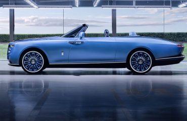 Dünyanın en pahalı otomobili: Rolls-Royce Boat Tail tanıtıldı