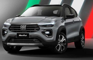 Fiat Yeni SUV Ön