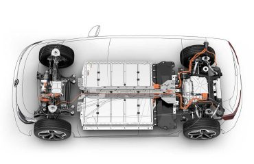 Volkswagen MEB Platformu