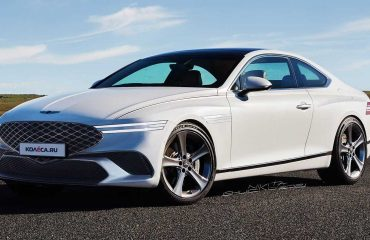 Genesis Coupe Hayali Tasarımı (Render) 2021