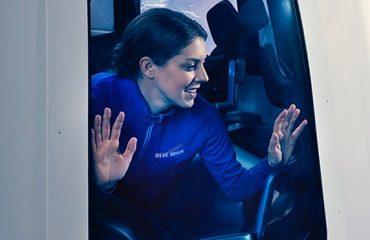 Blue Origin Crew Capsule 2.0 uzay yolculuğu