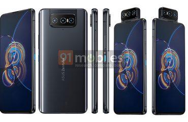 Asus Zenfone 8 ve Zenfone 8 Flip