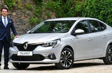 Renault Taliant fiyat listesi belli oldu! Renault Taliant ne zaman satışa sunulacak?