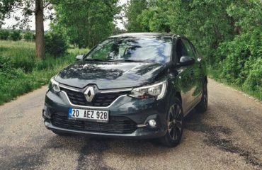 Renault Taliant incelemesi