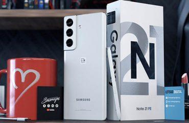 Samsung Galaxy Note 21 Fan Edition