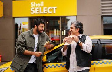 Engin Akyürek Shell Select Taksi