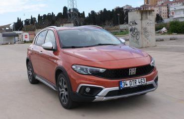 Sürüş izlenimi: Fiat Egea Cross