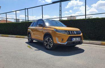 Sürüş izlenimi: Suzuki Vitara Hybrid