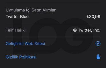 Ücretli Twitter Blue aboneliği için Türkiye fiyatı da belli oldu