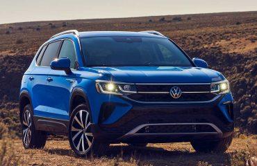 Volkswagen Taos Ön Cephe