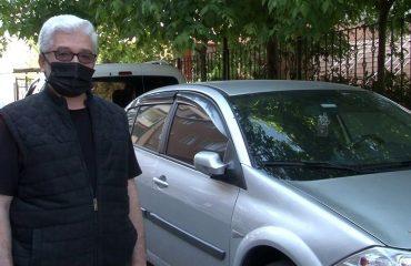 Satın aldığı aracın önü 2007, arkası 2009 model çıktı