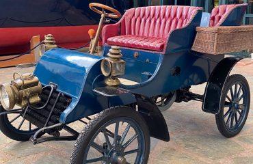 Tarih yazan Cadillac Rahmi M. Koç Müzesi'nde