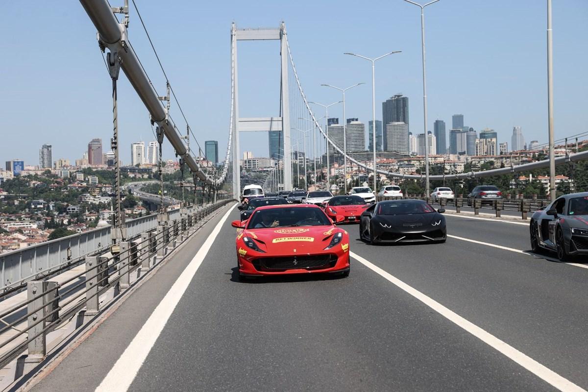 1624794433 274 OneLife Rally Istanbuldan start aldi