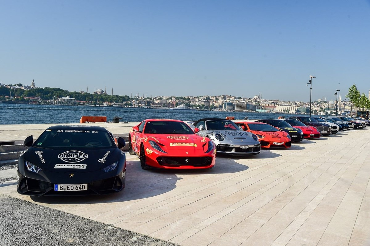 1624794433 670 OneLife Rally Istanbuldan start aldi