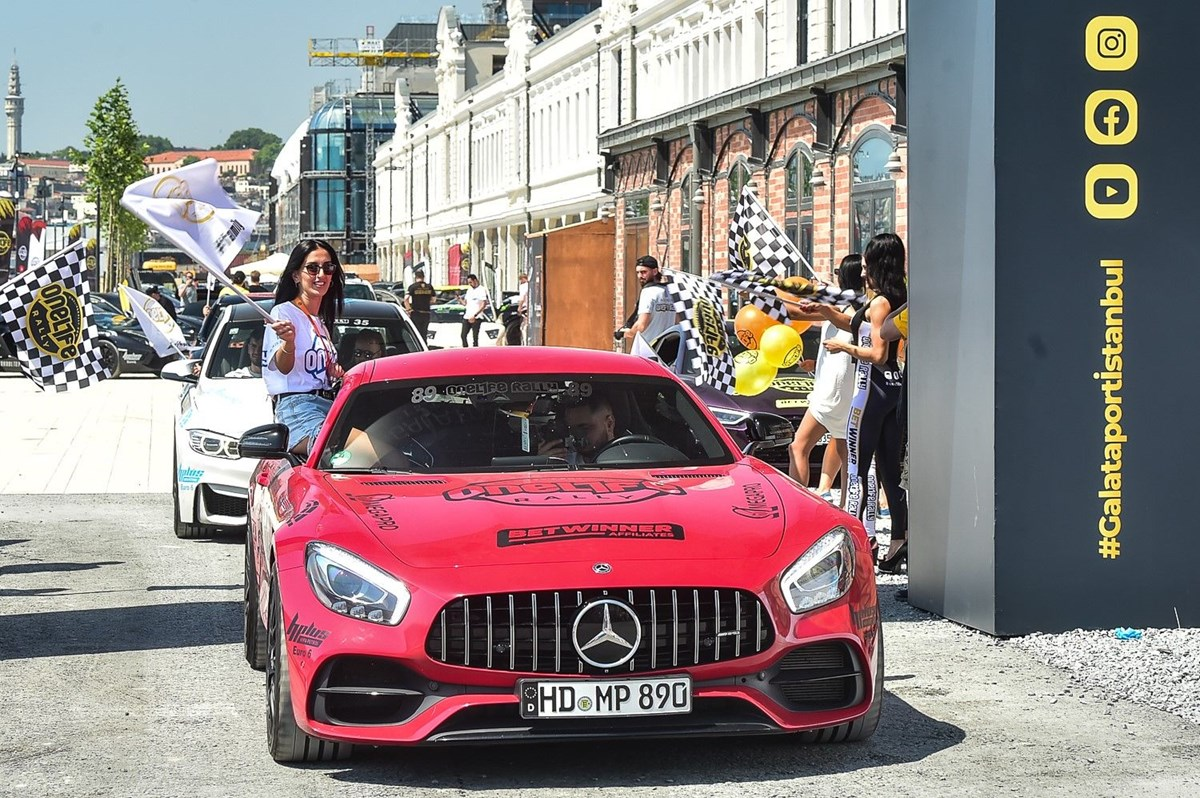 1624794433 780 OneLife Rally Istanbuldan start aldi