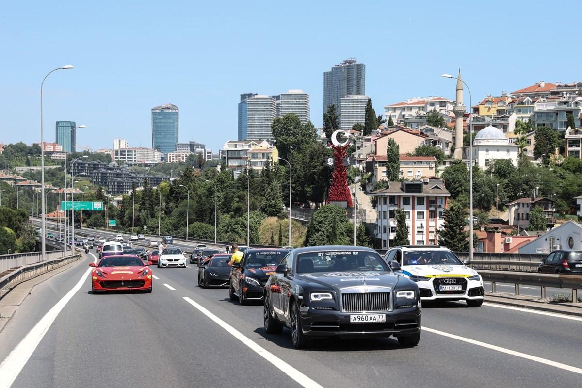 1624794434 106 OneLife Rally Istanbuldan start aldi