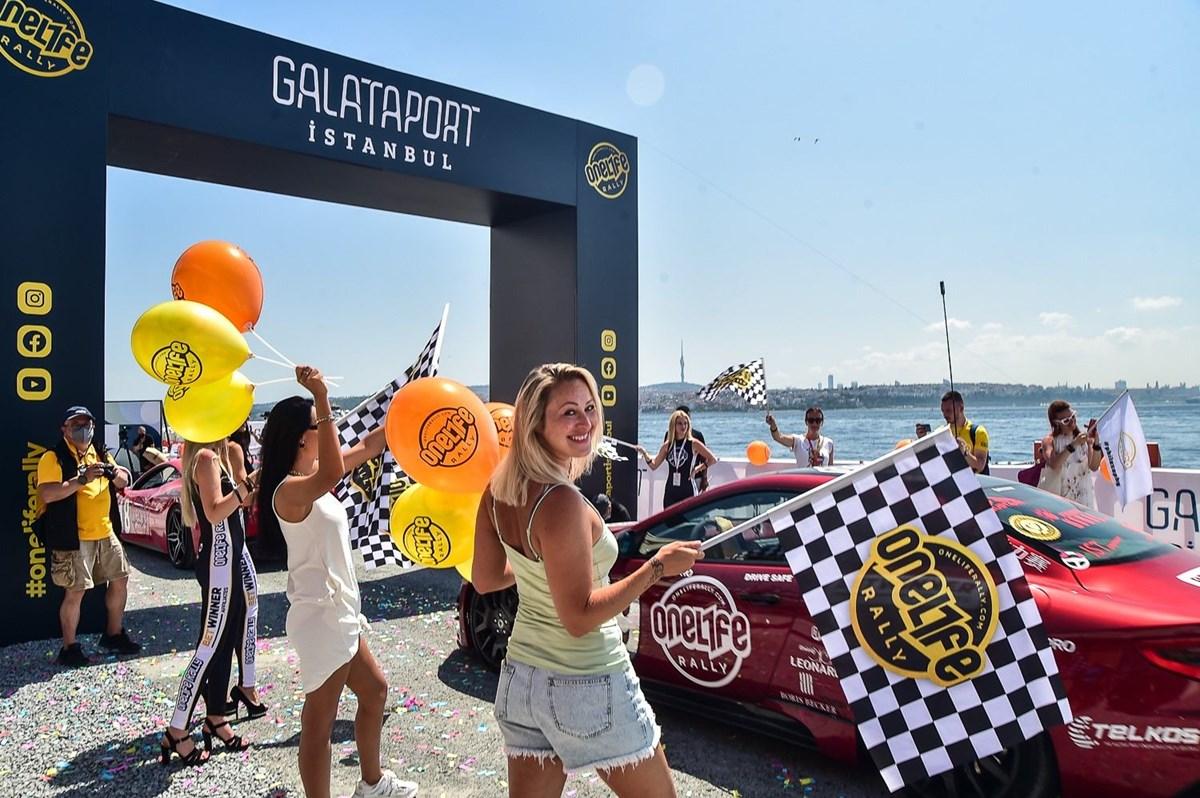 1624794434 845 OneLife Rally Istanbuldan start aldi
