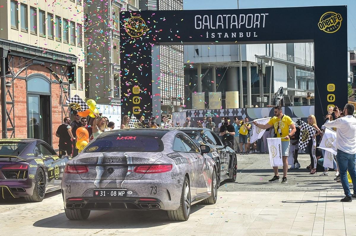 1624794438 188 OneLife Rally Istanbuldan start aldi