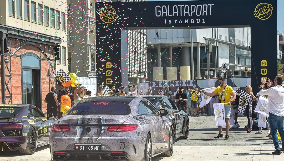 OneLife Rally İstanbul'dan start aldı