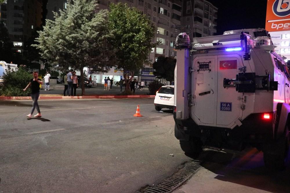 Siirt'te otomobilin çarptığı çocuk ağır yaralı - 8