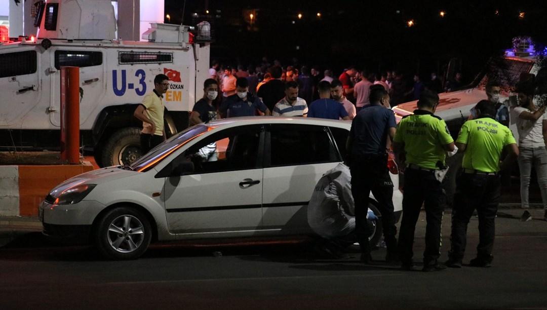 Siirt'te otomobilin çarptığı çocuk ağır yaralı