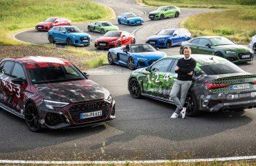 Audi R3 Sedan ve Sportback Teaser'ları