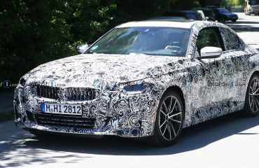 BMW 2 Serisi Coupe Ön Cephe