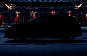Lexus NX Profil Teaser