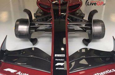 2022'de Formula 1 araçları tam olarak böyle gözükecek