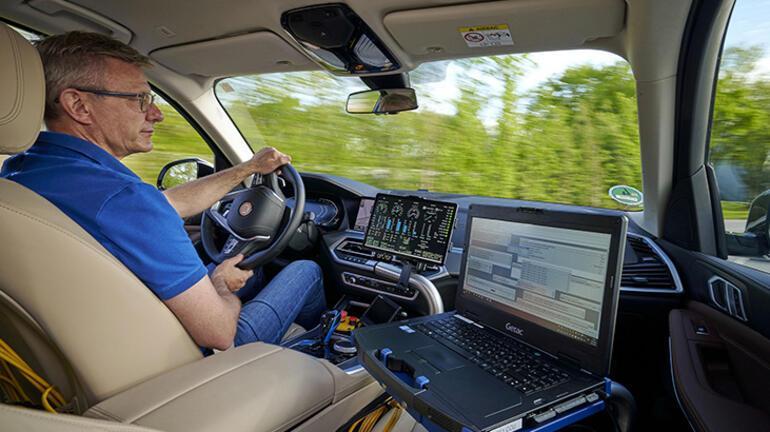 BMW i Hydrogen NEXTin yol testlerine başlandı