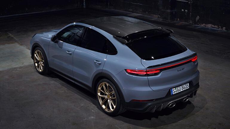 Porsche SUV ailesinin 640 PS'lik yeni üyesi