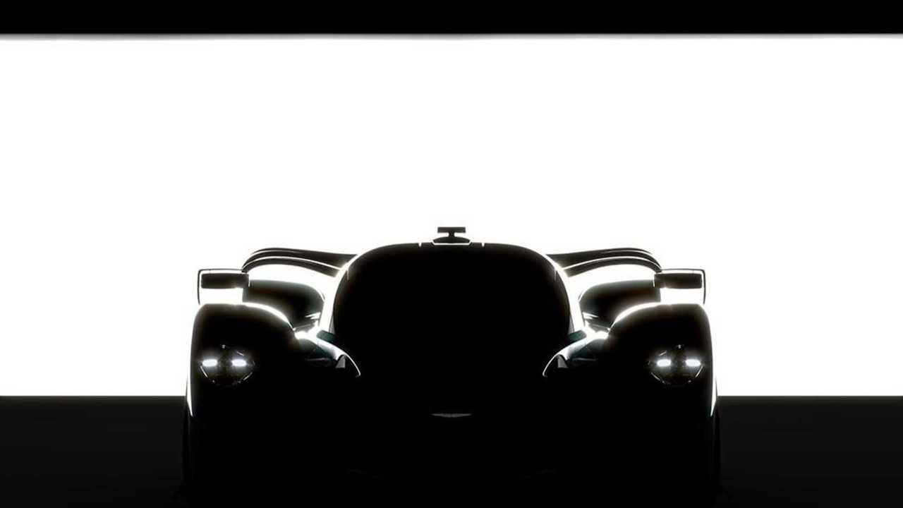 Aston Martin Valkyrie Yeni Versiyon İpucu (Teaser) Görüntüsü