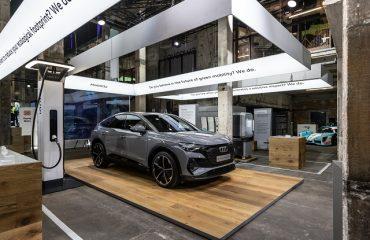 Audi Greentech Festivali 2021'de