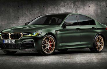 BMW M5 CS'in, dudak uçuklatan Nürburgring performansını izleyin