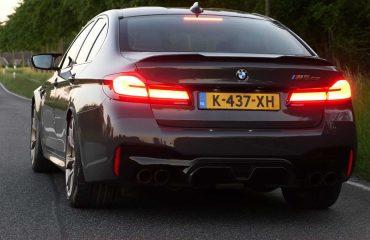 BMW M5 CS'in performansı, dudaklarınızı uçuklatacak