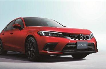 Civic Hatchback hibritlendi